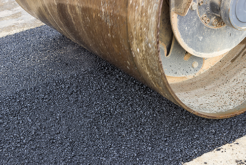 Commercial Driveway Paving